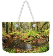 Flood In The Forest Weekender Tote Bag