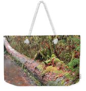 Flooded Bridge Weekender Tote Bag