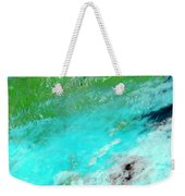 Floods In Jiangxi Province, China Weekender Tote Bag by Nasa