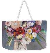 Floral # 2 Weekender Tote Bag