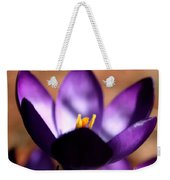 Catching Crocus  Weekender Tote Bag