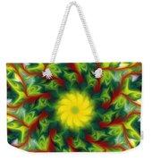 Floral Fantasy 071311 Weekender Tote Bag