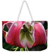 Floral Fist Weekender Tote Bag