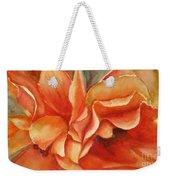 Floral Flash Weekender Tote Bag
