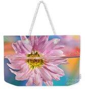 Floral 'n' Water Art 5 Weekender Tote Bag
