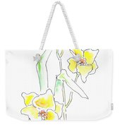 Floral Paintings 2 Weekender Tote Bag
