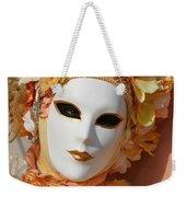 Floral Queen Portrait 2 Weekender Tote Bag