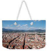 Florence From The Duomo Weekender Tote Bag