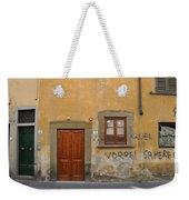 Florence Streetscape Weekender Tote Bag