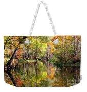 Florida Autumn Secret Weekender Tote Bag
