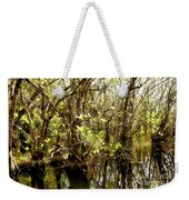 Florida Everglades 9 Weekender Tote Bag