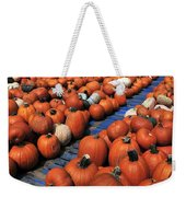 Florida Gator Pumpkins Weekender Tote Bag