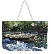 Florida Rapids Weekender Tote Bag