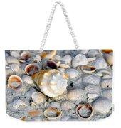 Florida Shells Weekender Tote Bag