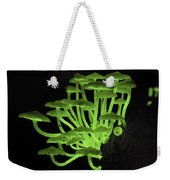 Fluorescent Fungus Weekender Tote Bag