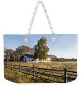 Flourtown Morning Weekender Tote Bag