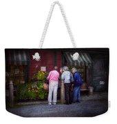 Flower - The Garden Club  Weekender Tote Bag