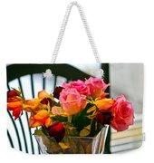Flower 34 Weekender Tote Bag