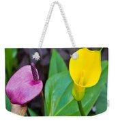 Flower 4 Weekender Tote Bag