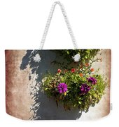 Flower Baskets Weekender Tote Bag