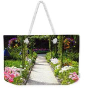 Flower Garden - Digital Painting Weekender Tote Bag