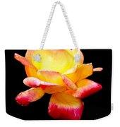 Flower Glow Weekender Tote Bag