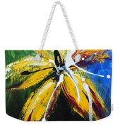 Flower Of Felucia Weekender Tote Bag
