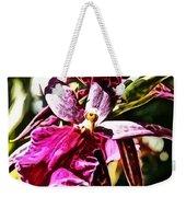 Flower Painting 0002 Weekender Tote Bag