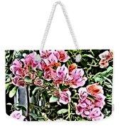 Flower Painting 0003 Weekender Tote Bag
