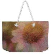Flower Paper Weekender Tote Bag