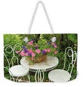 Flower Pot 4 Weekender Tote Bag