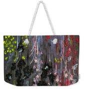 Flower Shower Weekender Tote Bag