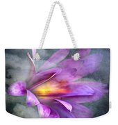 Flower Spirit Weekender Tote Bag