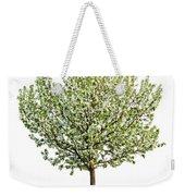 Flowering Apple Tree Weekender Tote Bag