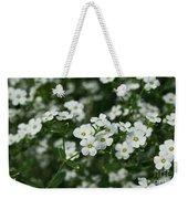 Flowering Spurge Weekender Tote Bag