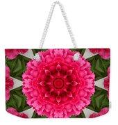 Flowery Creation Weekender Tote Bag