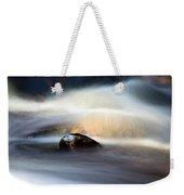 Flowing River II Weekender Tote Bag