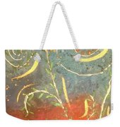 Flowing Wild In The Sun Weekender Tote Bag