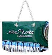 Fluid Drive Weekender Tote Bag