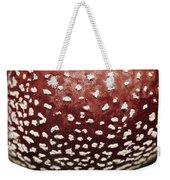 Fly Agaric Mushroom Weekender Tote Bag