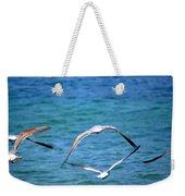 Fly Away Home Weekender Tote Bag