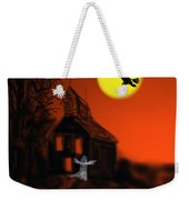 Fly By Night Weekender Tote Bag by Kevin Caudill
