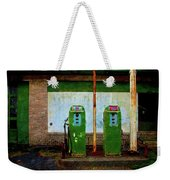 Flying A Gas Station Weekender Tote Bag