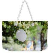 Flying Balloon Weekender Tote Bag