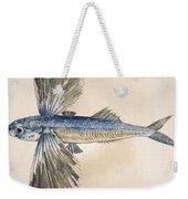 Flying-fish, 1585 Weekender Tote Bag