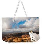 Flying Over Spanish Land IIi Weekender Tote Bag