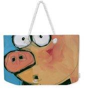 Flying Pig 1 Weekender Tote Bag