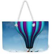 Flying Pig - Balloon - Up Up And Away Weekender Tote Bag