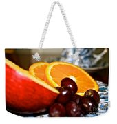 Focus Food Weekender Tote Bag
