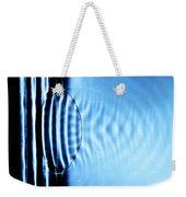 Focusing Water Waves Weekender Tote Bag